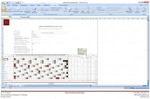 Eva Friesl - Personalverrechnung - Dienstnehmerkalender